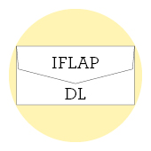 DL iflap envelopes