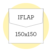 150x150 iflap envelopes