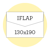 130x190 iflap envelopes
