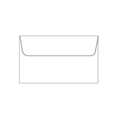 Marshmallow 11b Wallet Flap Envelope 105gsm Crisp White