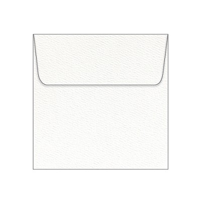 Versa Felt 130x130 Wallet Flap Envelope 118gsm Brilliant White