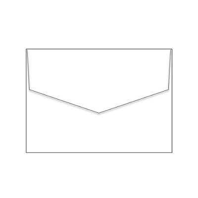 Advocate Smooth 130x190 iflap Envelope 120gsm Xtreme White
