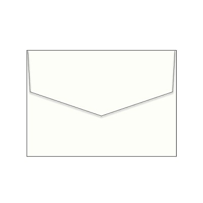 Colorplan 130x190 iflap Envelope 135gsm Pristine White PACK 38 (***SECONDS***)