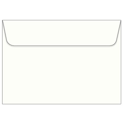 Boston C5 Wallet Flap Envelope 120gsm Classic White