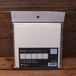 Ipaper 150x150mm Square Card Pack Warm Ivory Pack 5