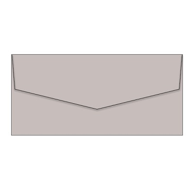 Bloom DL iflap Envelope 120gsm Birch Grey