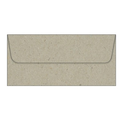 Botany DL Wallet Flap Envelope 115gsm Naturaliste Pack 100 (***SECONDS***)