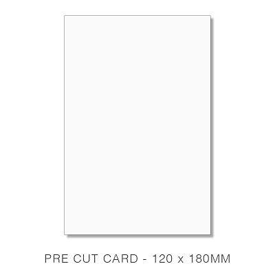 Curious Metallic 120x180 Pre Cut Card Pack 50 250gsm Cryogen White