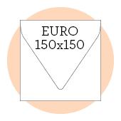 150x150 Euro flap envelopes