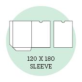 120x180 Sleeve
