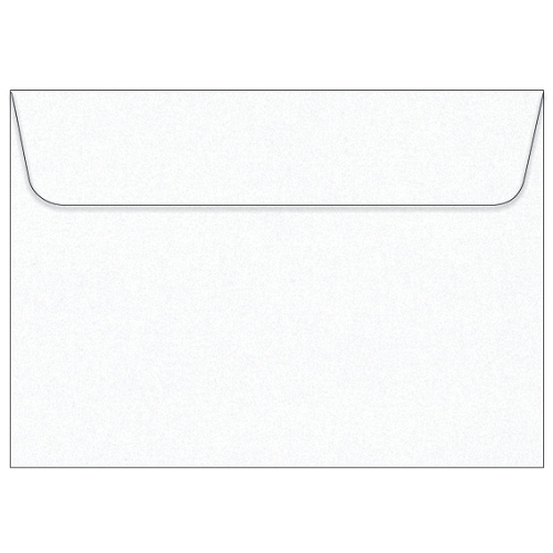 glamour puss c5 wallet flap envelope 120gsm diamond white pack 50