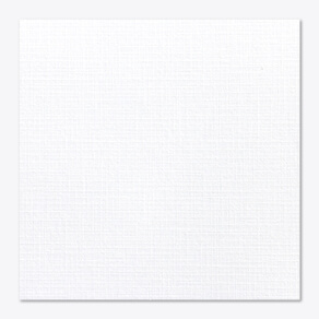 Classic Linen Solar White card