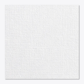 Coco Linen Blanc paper card