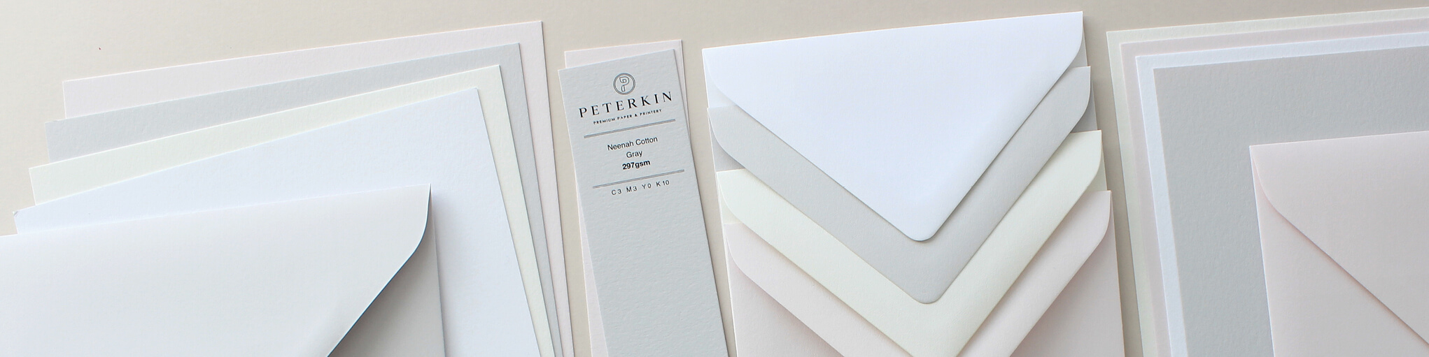 Neenah Cotton paper and card