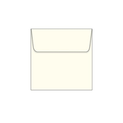 Marshmallow 105x105 Wallet Flap Envelope 105gsm Warm Ivory <br> <span class=sale>On Sale</span>