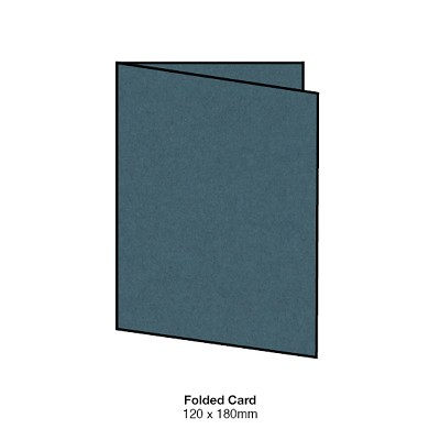 Gmund Colors 120x180 Folded Card 300gsm Marina-14