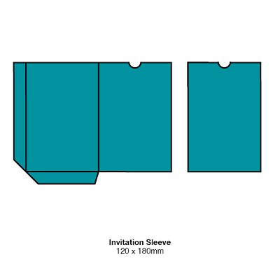Bloom 120x180 Sleeve 270gsm Teal