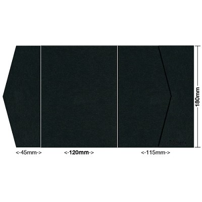 Bloom 120x180 Pocket Style B 300gsm Ebony