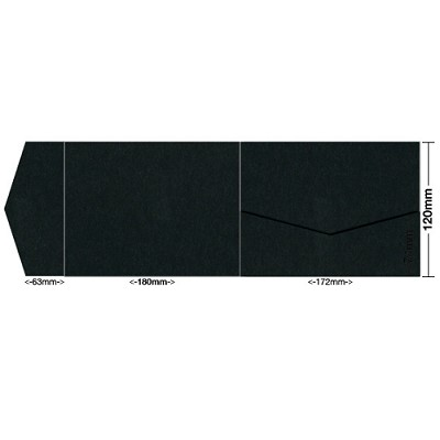 Bloom 120x180 Pocket Style C 300gsm Ebony