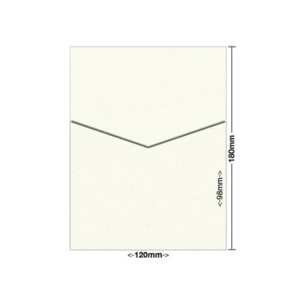 Curious Metallic 120x180 Pocket Style D 250gsm White Gold
