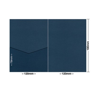 Glamour Puss 120x180 Pocket Style E 250gsm Blue Moon