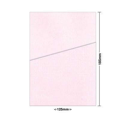 Coco Linen 125x185 Pocket 15 Degree 170gsm Petite Pink