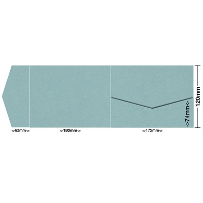 Gmund Colors 120x180 Pocket Style C 300gsm Duck Egg Blue-01