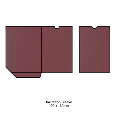 Heirloom 120x180 Sleeve 300gsm Deep Rose