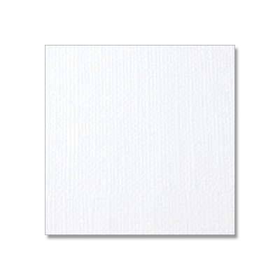 Coco Linen 12x12 Card 170gsm Blanc