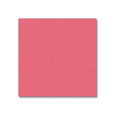 Eco Luxury 12x12 Card 216gsm Strawberry