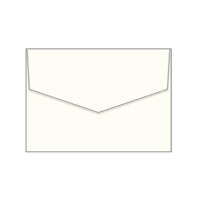 Colorplan 130x190 iflap Envelope 135gsm Bright White Pack 10 <br> <span class=sale>On Sale</span>