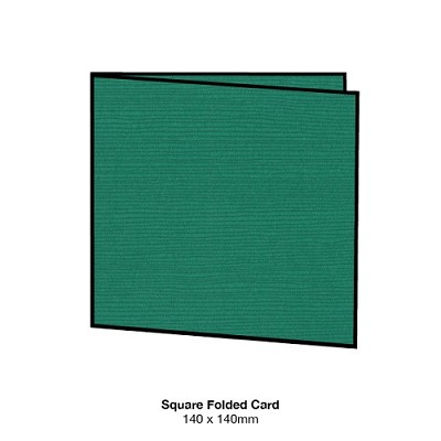 Zsa Zsa 140x140 Folded Card 198gsm Kryptonite