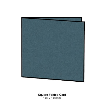 Gmund Colors 140x140 Folded Card 300gsm Marina-14