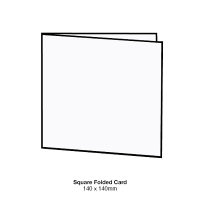 Gmund Colors 140x140 Folded Card 350gsm Porcelain-50