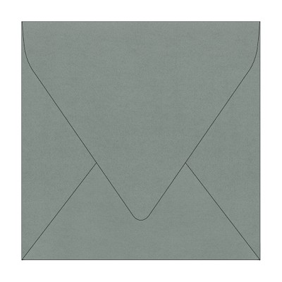 Alchemy 150x150 Euro Flap Envelope 104gsm Ash Box 500