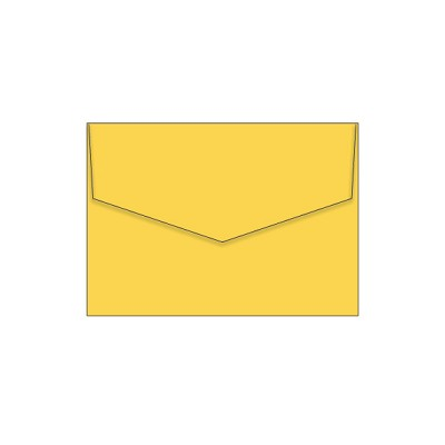 Bloom C6 iflap Envelope 120gsm Banana