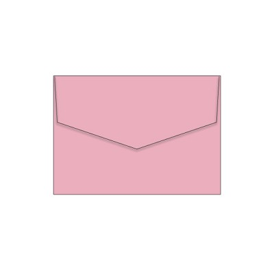 Bloom C6 iflap Envelope 120gsm Carnation
