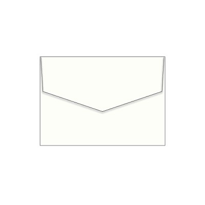 Boston C6 iflap Envelope 120gsm Classic White