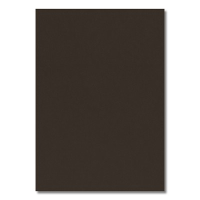 Gmund Colors A4 Card 300gsm Chocolate-37 Pack 10