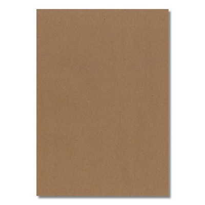 Buffalo Board A4 Card 386gsm Natural Brown