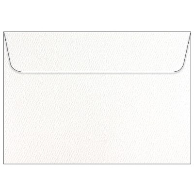 Glamour Puss C5 Wallet Flap Envelope 120gsm Diamond White Pack 40 (***SECONDS***)