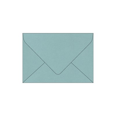 Gmund Colors C6 Euro Flap Envelope 100gsm Duck Egg Blue-01