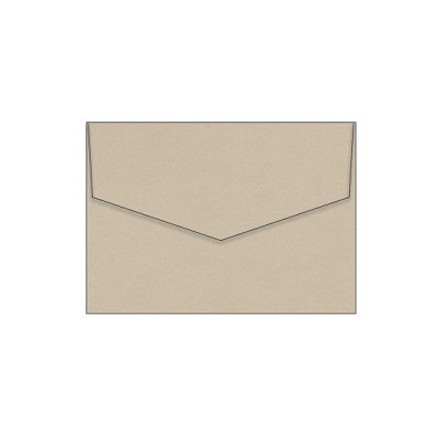 Glamour Puss C6 iflap Envelope 120gsm Champers