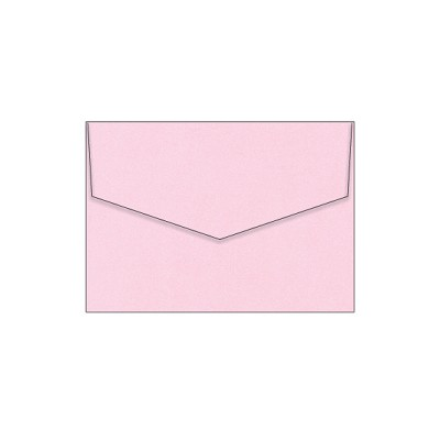 Glamour Puss C6 iflap Envelope 120gsm Fairy Pink