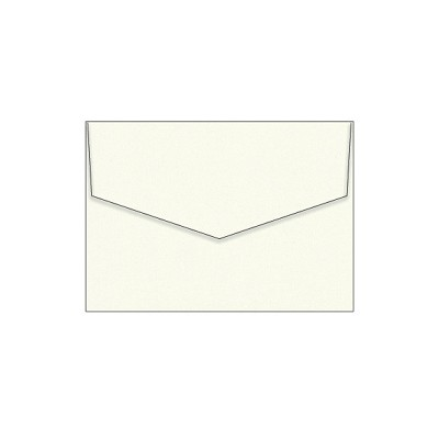 Curious Metallic C6 iflap Envelope 120gsm White Gold <br> <span class=sale>On Sale</span>