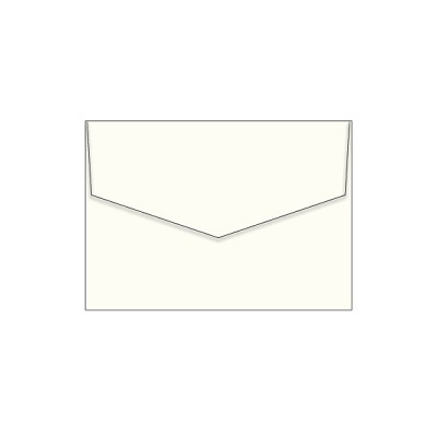 Colorplan C6 iflap Envelope 135gsm Bright White