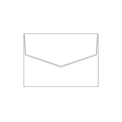 Advocate Smooth C6 iflap Envelope 120gsm Xtreme White