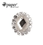 Ipaper Crystal Oval Bling Pack 5