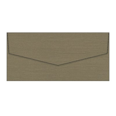 Zsa Zsa DL iflap Envelope 139.5gsm Espresso <br> <span class=sale>On Sale</span>