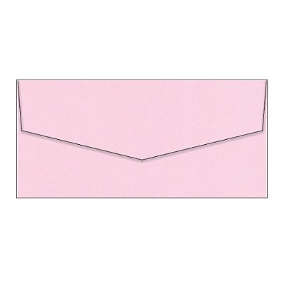 Glamour Puss DL iflap Envelope 120gsm Fairy Pink